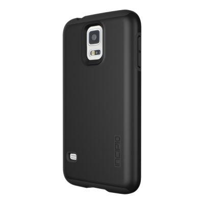 Incipio ����-���� DualPro for Samsung Galaxy S5 - Black/Black SA-526-BLK