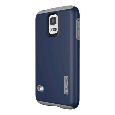 Incipio клип-кейс DualPro for Samsung Galaxy S5 - Navy/Gray SA-526-NVY