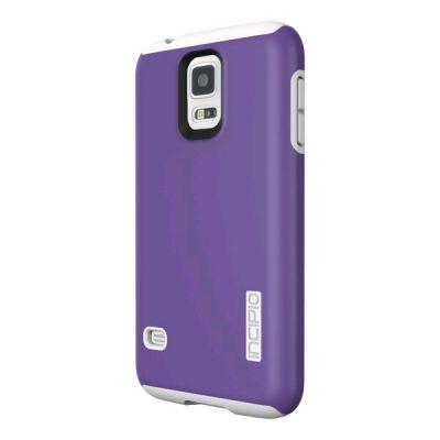 Incipio ����-���� DualPro for Samsung Galaxy S5 - Purple/White SA-526-PUR