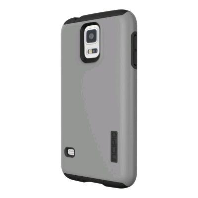 Incipio клип-кейс DualPro for Samsung Galaxy S5 - Gray/Black SA-526-GRY