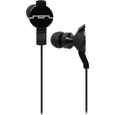 Наушники с микрофоном Sol Republic Amps SB Black