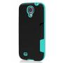 Incipio ����-���� OVRMLD for Samsung Galaxy S5 - Black/Turquoise SA-531-BLK