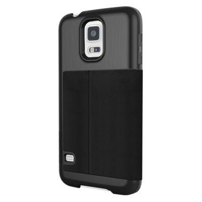 ����� Incipio Highland for Samsung Galaxy S5 - Black/Black SA-535-BLK