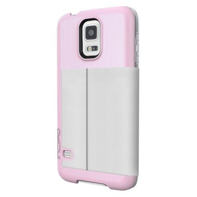 ����� Incipio Highland for Samsung Galaxy S5 - Pink/White SA-535-PNKWHT