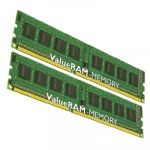 ����������� ������ Kingston DIMM 16GB 1600MHz DDR3 Non-ECC CL11 DIMM (Kit of 2) KVR16N11K2/16