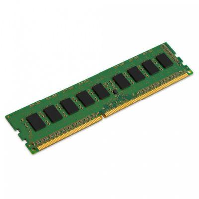 Оперативная память Kingston DIMM 2GB 1600MHz DDR3 Non-ECC CL11 SR x16 KVR16N11S6/2