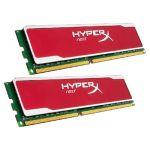 Оперативная память Kingston DIMM 8GB 1333MHz DDR3 Non-ECC CL9 (Kit of 2) HyperX red Series KHX13C9B1RK2/8