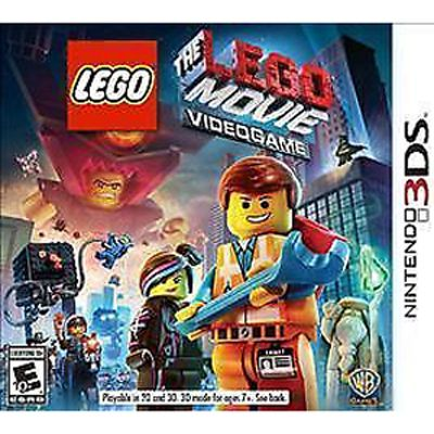 Игра для Nintendo (3DS) LEGO Movie Videogame