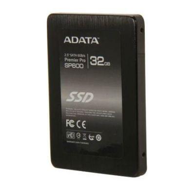 ������������� ���������� ADATA Premier Pro SP600 32GB ASP600S3-32GM-C
