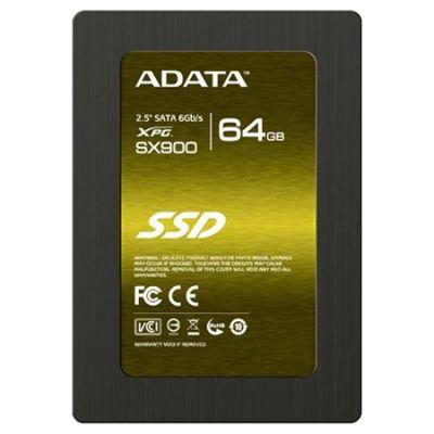 ������������� ���������� ADATA XPG SX900 64GB ASX900S3-64GM-C