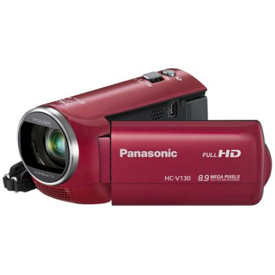 ����������� Panasonic HC-V130 Red HC-V130EE-R