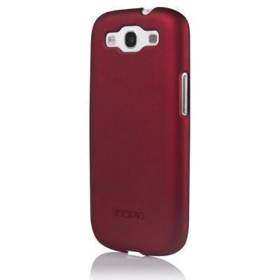 Incipio клип-кейс для Galaxy S III Feather Iridescent Red SA-300