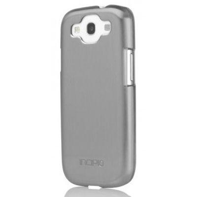 Incipio клип-кейс для Galaxy S III Feather Shine Silver SA-312