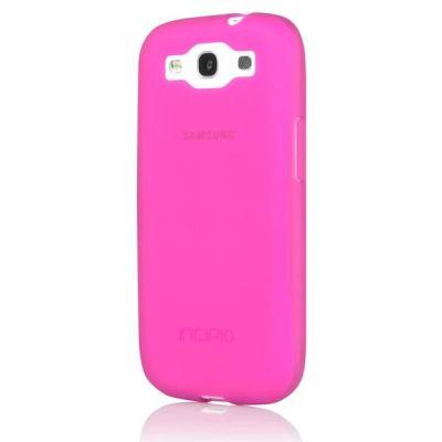 Incipio клип-кейс для Galaxy S III NGP Translucent Pink SA-293