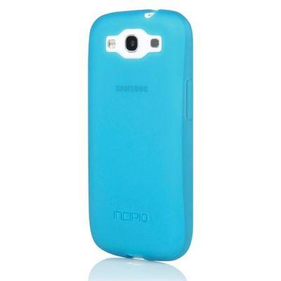 Incipio клип-кейс для Galaxy S III NGP Translucent Turquoise SA-295