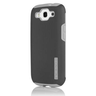 Incipio клип-кейс для Galaxy S III SILICRYLIC Dark Gray/Light Gray SA-305