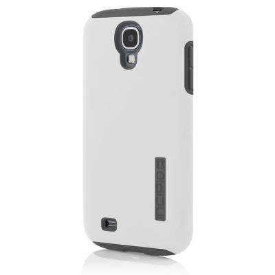 Incipio клип-кейс для Galaxy S 4 DualPro White/Grey SA-378