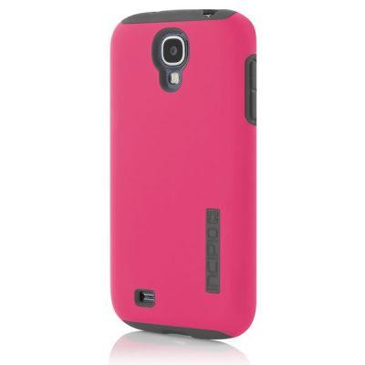 Incipio клип-кейс для Galaxy S 4 DualPro Cherry Blossom Pink/Charcoal Gray SA-376