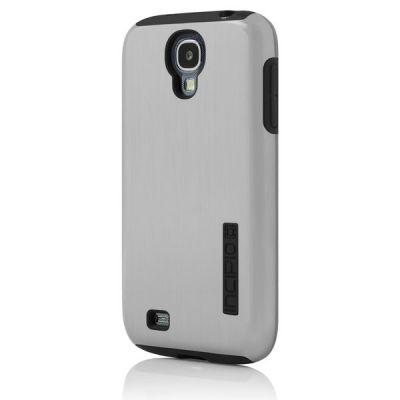 Incipio ����-���� ��� Galaxy S 4 DualPro Shine Silver/Black SA-379