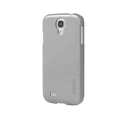 Incipio клип-кейс для Galaxy S 4 Feather Shine Titanium Silver SA-382