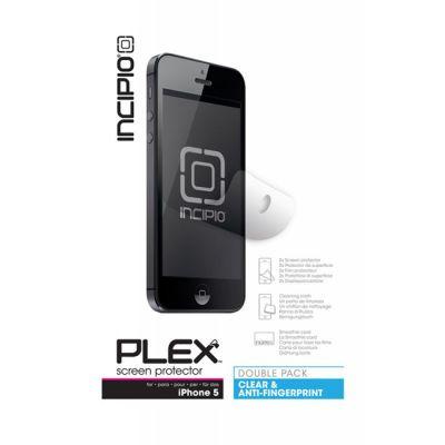 Защитная пленка Incipio для iPhone 5/5S (прозрачная) 2 штуки CL-477