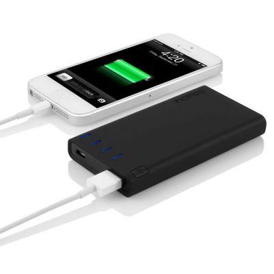 Аккумулятор Incipio для мобильных offGRID 4000 mAh 2.1A Black IP-679
