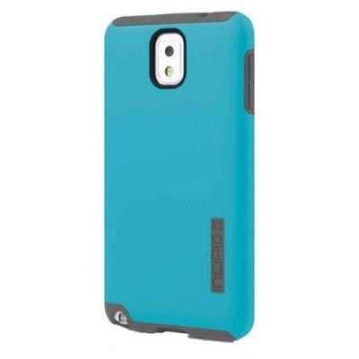 Incipio клип-кейс для Galaxy Note 3 DualPro Cyan Blue SA-486-CYN