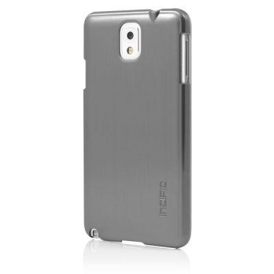 Incipio клип-кейс для Galaxy Note 3 Feather Shine Silver SA-484-SLVR