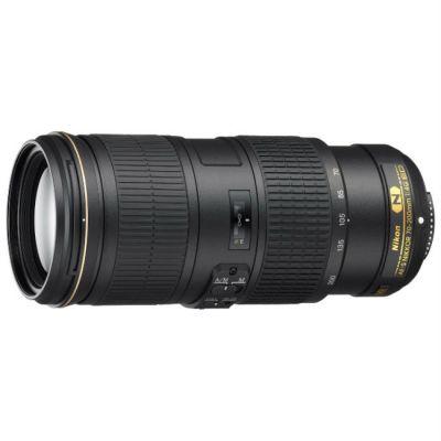 Объектив для фотоаппарата Nikon 70-200mm f/4G ED VR AF-S Nikkor Nikon F JAA815DA