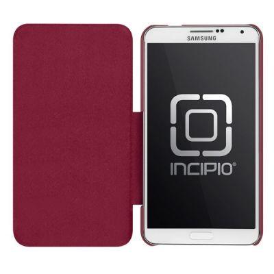 Incipio чехол-книжка для Galaxy Note 3 PlexFolio Maroon SA-488-MRN