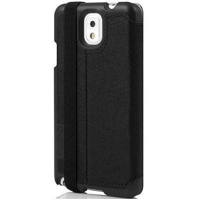 Incipio чехол-книжка для Galaxy Note 3 Watson Black SA-489-BLK