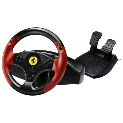 Thrustmaster Ferrari Racing Wheel Red Legend [PC / PS3] (4060052)