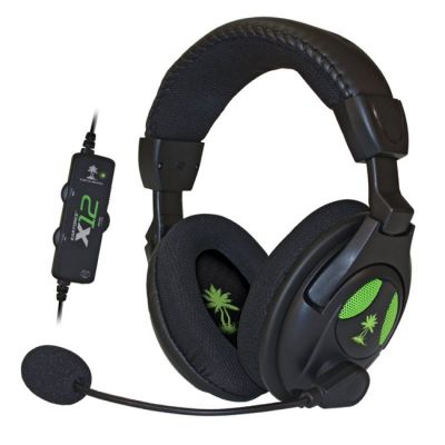�������� � ���������� Turtle Beach EarForce X12 (Xbox360/PC) TBS-2257-01