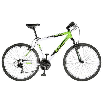 """Велосипед Author Outset (2014) 17"""", зеленый"""