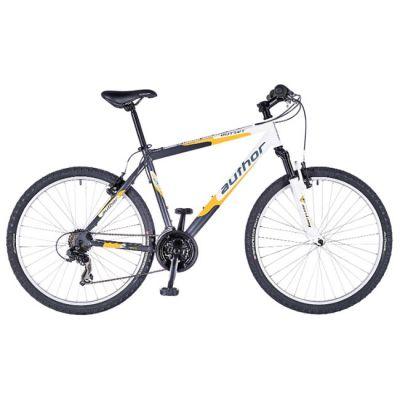 """Велосипед Author Outset (2014) 17"""", оранжевый"""