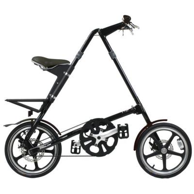 """Велосипед Strida LT (2014) 16"""" черный"""