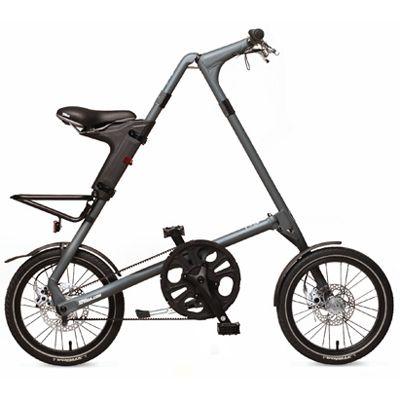 "Велосипед Strida 5/2 (2014) 16"" серый"
