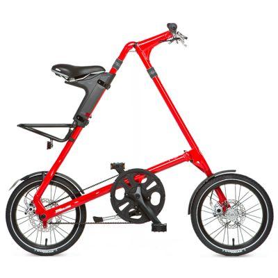 """Велосипед Strida 5/2 (2014) 16"""" красный"""