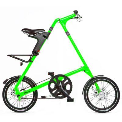 """Велосипед Strida 5/2 (2014) 16"""" зеленый"""