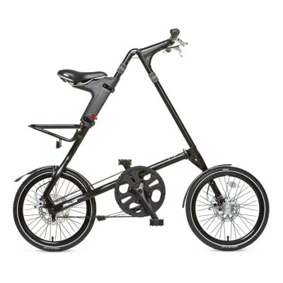 "Велосипед Strida SX (2014) 16"" черный"