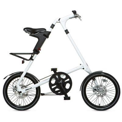 "Велосипед Strida SX (2014) 16"" белый"
