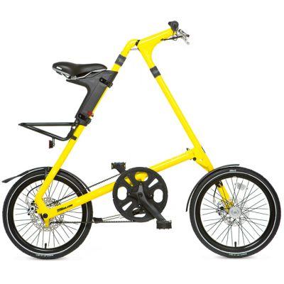 """Велосипед Strida SX (2014) 16"""" желтый"""