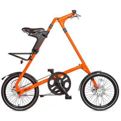 """Велосипед Strida SX (2014) 16"""" оранжевый"""
