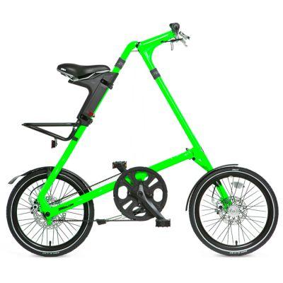 """Велосипед Strida SX (2014) 16"""" зеленый"""