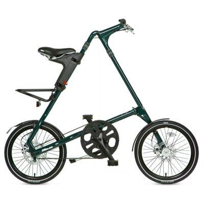 """Велосипед Strida SX (2014) 16"""" темно - зеленый"""