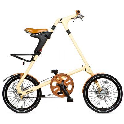 """Велосипед Strida SX (2014) 16"""" кремовый"""