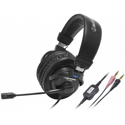 Наушники с микрофоном Audio-Technica ATH-770COM