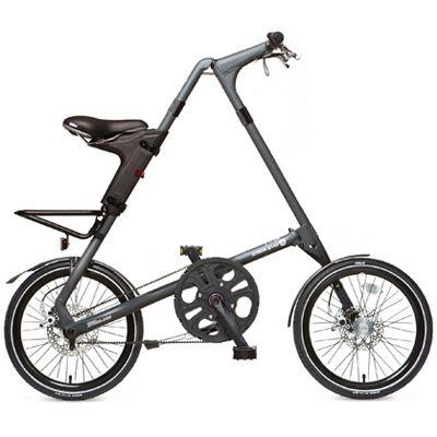 """Велосипед Strida EVO (2014) 16"""" серый"""