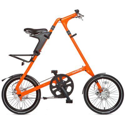 "Велосипед Strida EVO (2014) 16"" оранжевый"