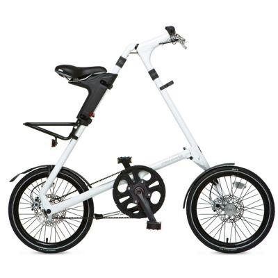 """Велосипед Strida EVO (2014) 16"""" белый"""